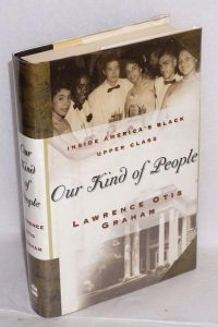 our kind of people book